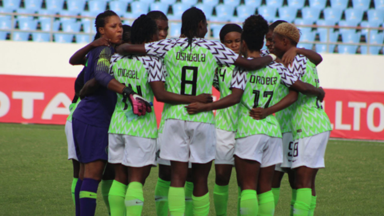 Super Falcons beaten by France, may still qualify for round of 16