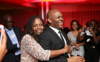 Video: The Elumelu's: A power couple whose dedication to philanthropy is helping a new generation of big ideas