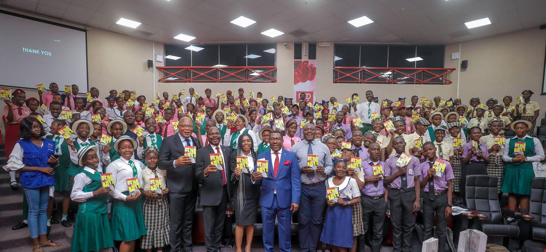 UBA Foundation Celebrates International Day of the African Child