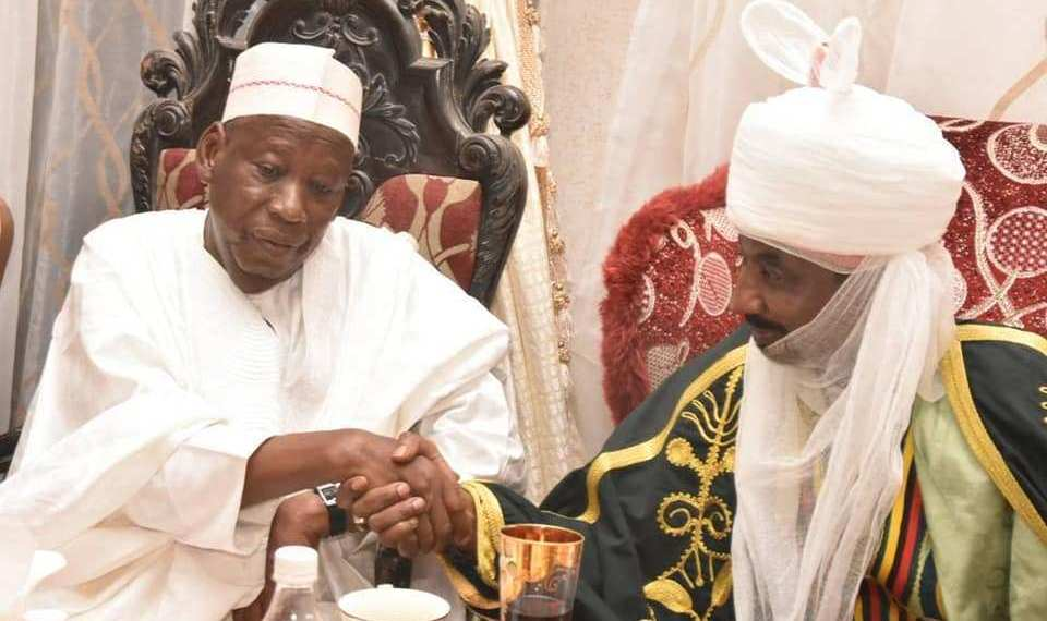 Emir Sanusi, Ganduje, others meet in Kano