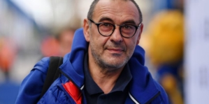 Sarri leaves Chelsea for Juventus