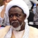Court will decide El-Zakzaky's fate, Presidency