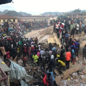 Landlord, pregnant daughter, 12 others killed in Jos building collapse