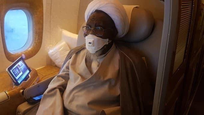 El-Zakzaky Video: 'I was free in Nigeria, lived next to senate president, never in police detention…'