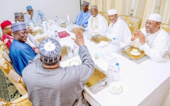 We'll be strict on oversight functions, Lawan tells Buhari