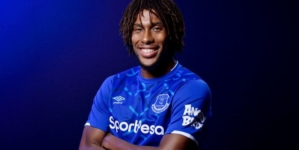 Why I left Arsenal for Everton- Alex Iwobi
