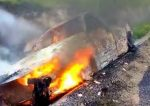 How three suspected kidnappers were burnt alive in Abuja