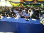 Insecurity in South West: IGP, Oyetola, Abiodun, Sanwo-Olu, Ooni, others storm Ibadan