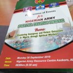 "Nigeria Army goes spiritual, declares that ""terrorism will wither and die…"""