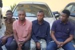 Court remands suspects of Abuja bank failed robbery