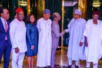 Economic Advisory council meets Buhari, raises concerned about slow economic growth