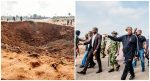 Ondo governor visits scene of explosion, reveals cause of blast