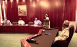 Buhari, APC governors meet over party crisis