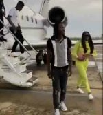 FG suspends Executive Jet Services airline for flying Naira Marley to Abuja