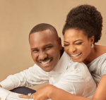 VIDEO: Ituah Ighodalo bids wife farewell in touching candlelight service