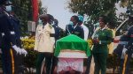 Arotile, Nigeria's first female combat helicopter pilot, buried in Abuja