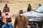 Bornu governors convoy attacked by Boko Haram fighters