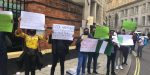 Again, NDDC Scholars in UK protest over non-payment of scholarship fees