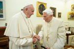 Pope Francis, ex-Pope Benedict get Virus vaccines says Vatican