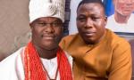 Sunday Igboho apologises to Ooni, begs for forgiveness