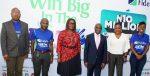 PHOTO: Winners emerge at 6th/Final draw of Fidelity Bank Get Alert in Millions (GAIM 4)