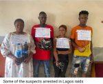 NDLEA dismantles drug joints in Lagos, Oyo, Kwara; arrests 110 dealers